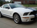 2009 Mustang Shelby GT500 Coupe
