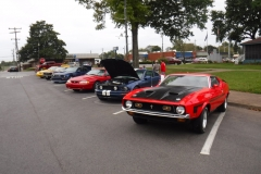 2018 Backyard Classics Trunk or Treat