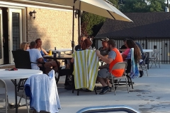 2018 Grant's Cookout and Pool Party