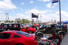 2018 Hoosier Mustang Club, Spring Mustang and All Ford Show
