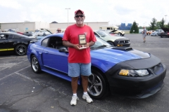 2018 Hoosier Mustang Club's Summer Slam Car Show