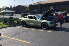 2018 New Washing Wrestling Team Car Show