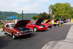 2018 Riverfront Run Car Show