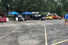 2018 Trinity United Methodist Church Car Show