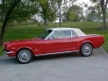 1964 1/2 Mustang Convertible