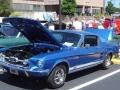 1967 Mustang Fastback GTA