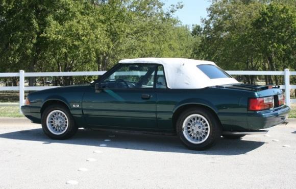 1990 Mustang 7-UP LX Convertible