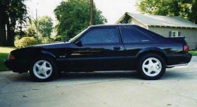 1987 LX Hatchback 5.0