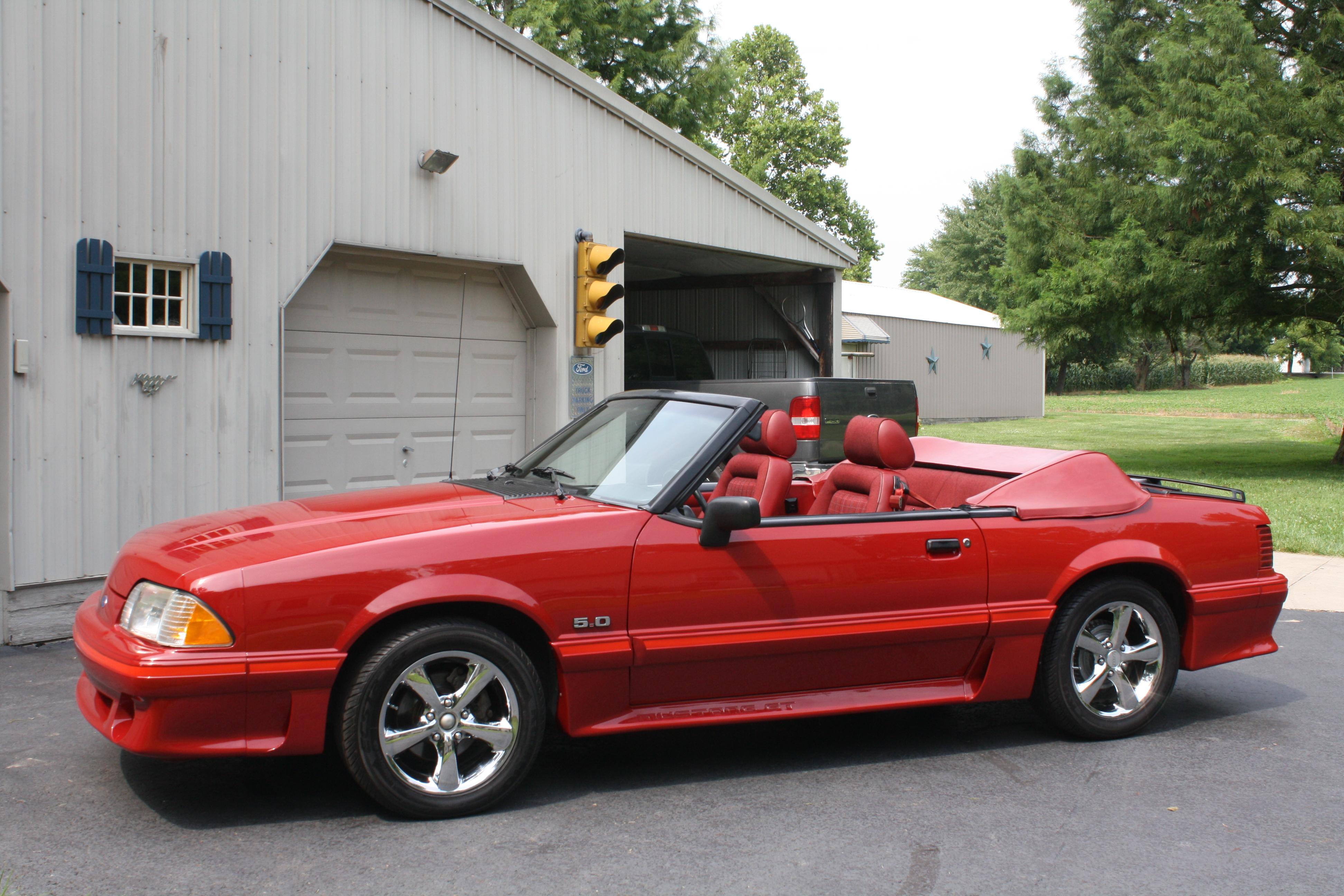 1988 Mustang GT 5.0