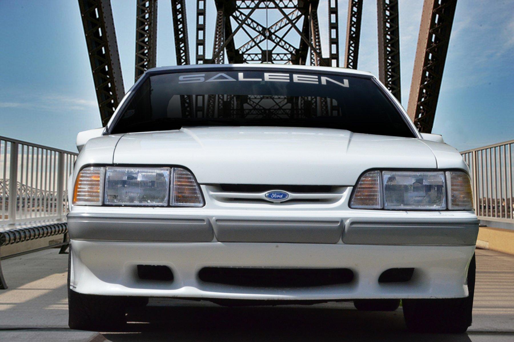 1989 Saleen SSC Mustang