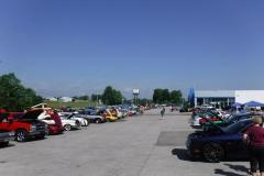 Car Shows Falls City Mustang Club - Bill collins ford car show