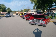 2018 Backyard Classics September Cruise-in
