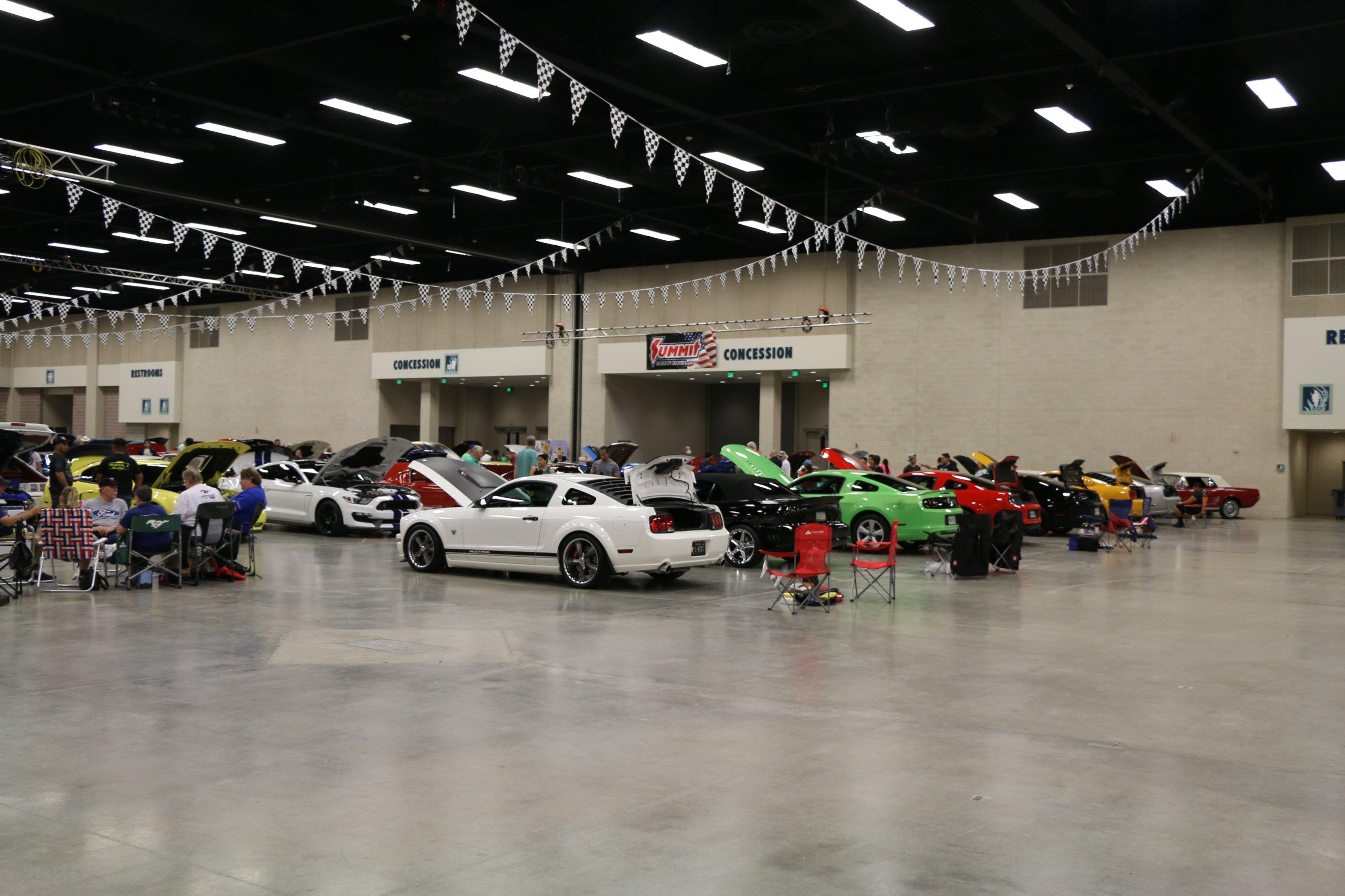 Car Shows Falls City Mustang Club - Mcallen car show