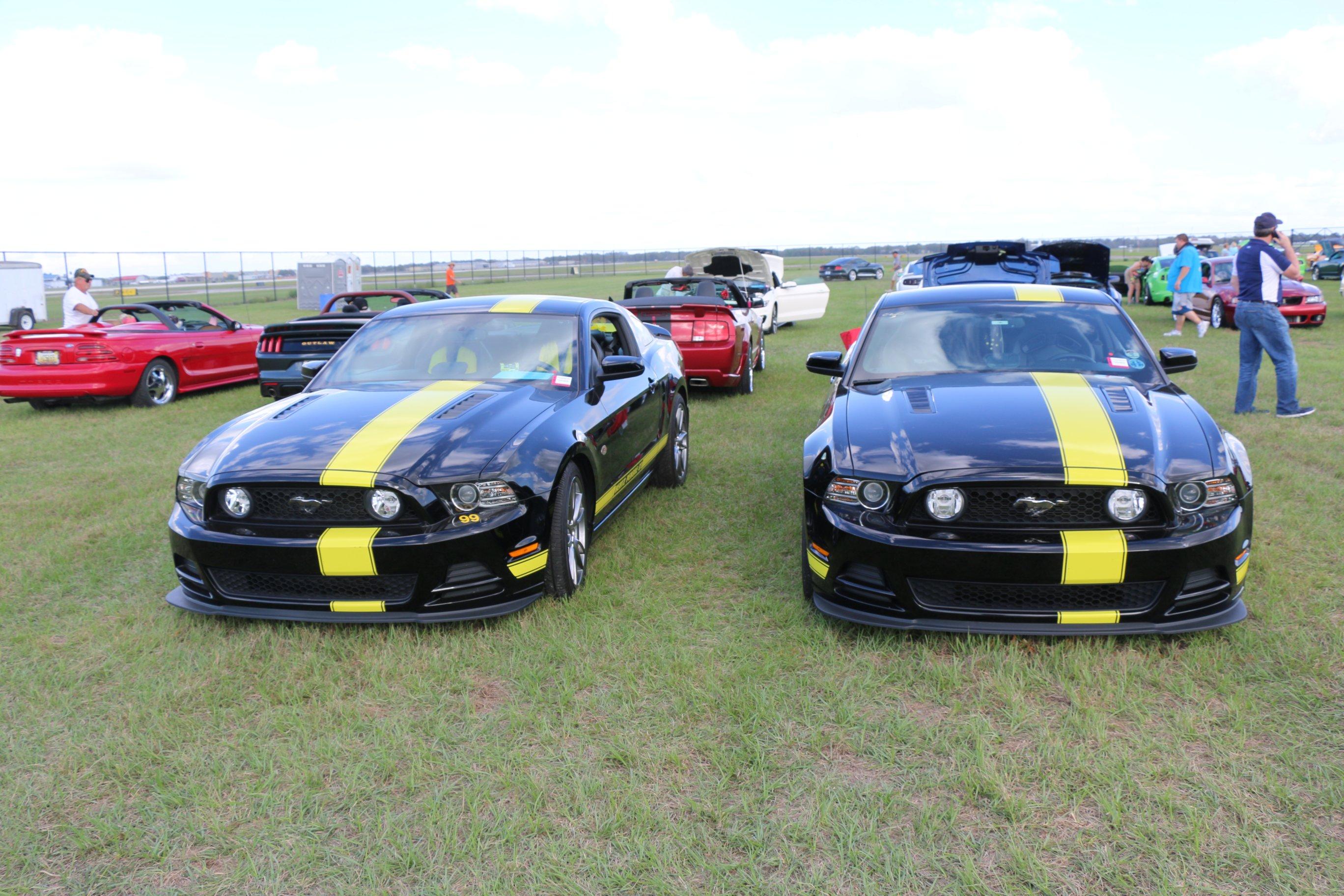 Car Shows Falls City Mustang Club - Lakeland car show 2018