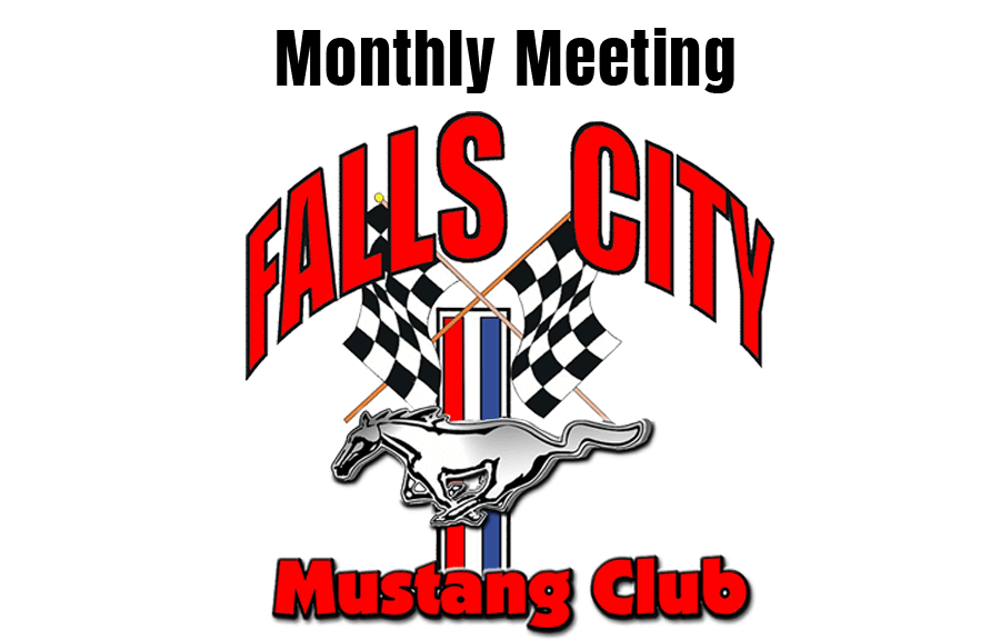 Falls City Mustang Monthly Meeting