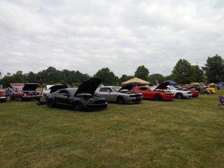 2021 Backyard Classics Open Car Show