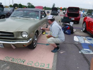 Queen City Mustangers Mustang and all Ford Show